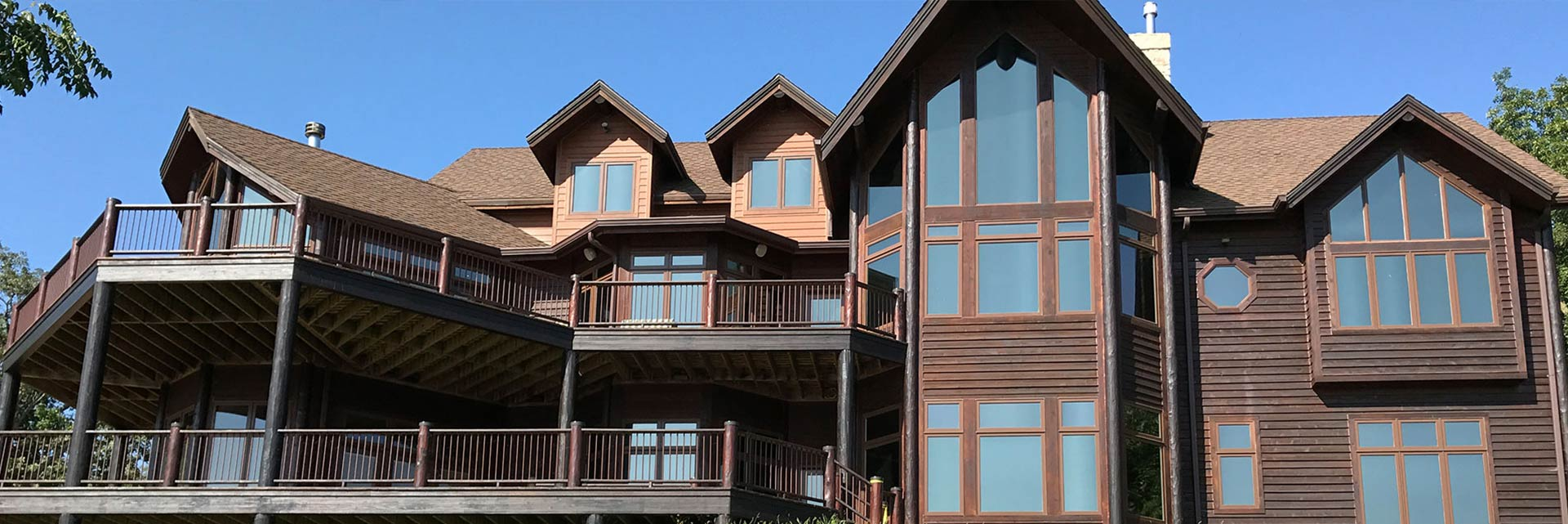 large home window tint
